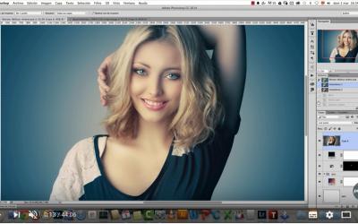 Retoque de Moda Sencillo en Photoshop