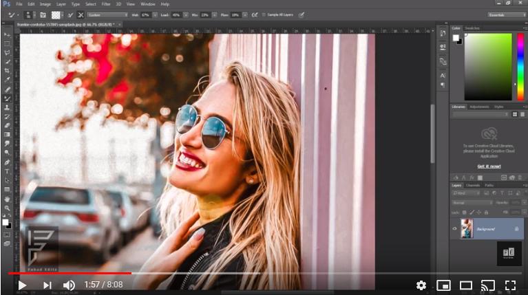 Cómo editar fotos como Mark Singerman en Photoshop el Famoso fotógrafo de Instagram